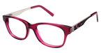 A&A Optical ERJEG00002 425T Burgundy