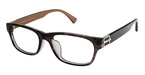 Bally BY3002A Tortoise/Grey