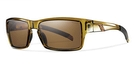 Smith Optics Outlier Black Olive Fade with Polarized Gold Gradient Lenses