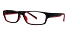 Modern Optical Missoula Black/Red