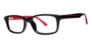 Modern Optical Gotcha Black/Red
