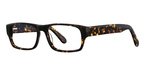 Continental Optical Imports Fregossi 398 Matte Black