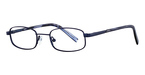 Continental Optical Imports Fregossi Kids 269 Matte Blue