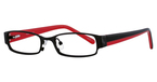 Continental Optical Imports Fregossi 607 Black/Rouge