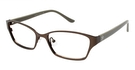 Ann Taylor AT202 Matte Brown/Olive Horn