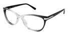 Ann Taylor AT302 Translucent Black/Black