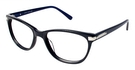 Ann Taylor AT302 Translucent Navy/Navy