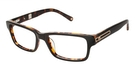 Sperry Top-Sider Block Island Black/Tortoise