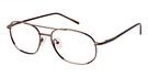 A&A Optical M543 Light Brown