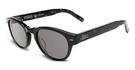 John Varvatos V794 Black with Grey Lenses