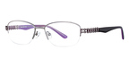 Continental Optical Imports La Scala 792 Violet  5066