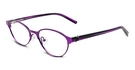 Jones New York Petite J137 Purple