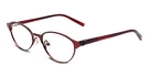Jones New York Petite J137 Burgundy