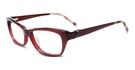 Jones New York JNY 754 Burgundy