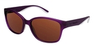 Columbia CORA LAKE Matte Translucent Plum