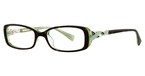 Avalon Eyewear 5028 Havana/Lime