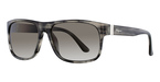 Salvatore Ferragamo SF639S (003) Striped Grey
