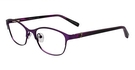 Jones New York Petite J138 Purple