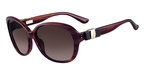 Salvatore Ferragamo SF658SL (533) Striped Purple