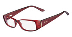 Salvatore Ferragamo SF2644 (613) Crystal Red
