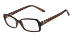 Salvatore Ferragamo SF2668 (210) Crystal Brown