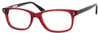 Ernest Hemingway 4617 Shiny Red Crystal/Black