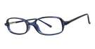 Modern Optical Sporty Blue