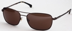 Brooks Brothers BB4016 Brown with Brown Lenses