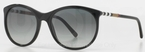 Burberry BE4145 Black with Grey Gradient Lenses