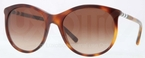 Burberry BE4145 Havana with Brown Gradient Lenses