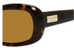 Kate Spade Blanca/P/S Havana Striped with Dark Brown Polarized Lenses