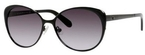 Kate Spade Cassia Shiny Black with Grey Gradient Lenses