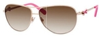 Kate Spade Circe Gold with Brown Gradient Lenses