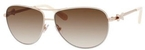 Kate Spade Circe Ivory with Brown Gradient Lenses