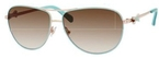 Kate Spade Circe Mint Cream with Brown Gradient Lenses