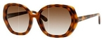 Kate Spade Dafina Dark Tortoise with Brown Gradient Lenses