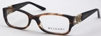 Bvlgari BV 4067B Variegated Brown