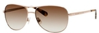 Kate Spade Dusty Almond with Brown Gradient Lenses