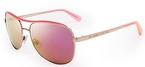 Kate Spade Dusty Rose Gold with Multilayer Pink Lenses