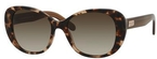 Kate Spade Emery Camel Tortoise with Brown Gradient Lenses