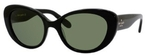 Kate Spade FRANCA/S Black with Grey Gradient Lenses