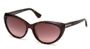 Tom Ford FT0231 Dark Havana with Gradient Brown Lenses