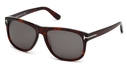 Tom Ford FT0236 Red Havana with Smoke Lenses