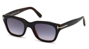 Tom Ford FT0237 Black with Gradient Smoke Lenses