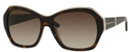 Kate Spade Gianna Tortoise with Brown Gradient Lenses
