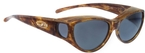 FITOVERS® Ikara style Tiger Eye w/ Grey Lens