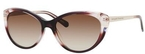 Kate Spade Livia Brown Chartr Fade with Brown Gradient Lenses