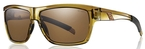Smith Optics Mastermind Black Olive Fade with Polarized Gold Gradient Lenses