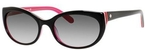 Kate Spade Phyllis Black Pink with Gray Gradient Lenses
