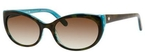 Kate Spade Phyllis Tortoise Blue with Brown Gradient Lenses